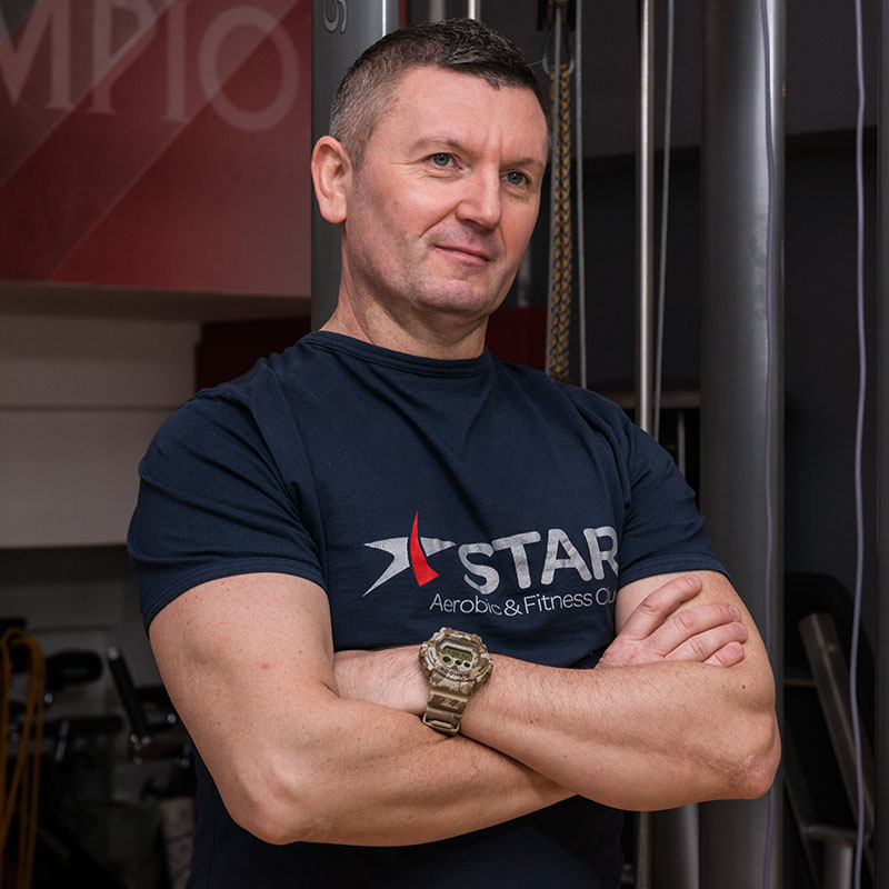 AFC Star Zoran Vilotic