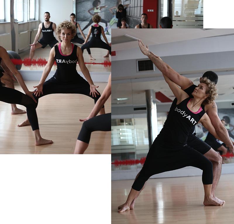 Pilates Studio Star - BodyArt