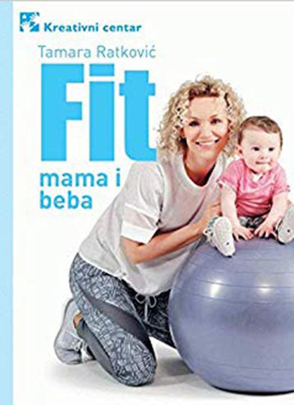 Fit mama i beba - Knjiga