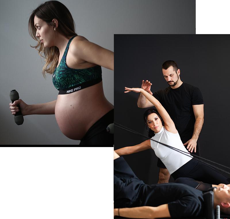 Pilates za trudnice