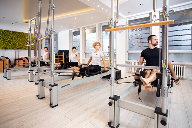 AFC Star - Pilates Studio, Vracar